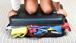 packing tips for travelling light